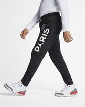 Nike AIR JORDAN Unisex Petit Street Style Collaboration Kids Girl  Bottoms