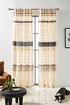 Anthropologie Unisex Blended Fabrics Collaboration Kitchen Rugs Curtains