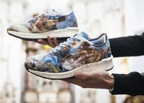 asics GEL LYTE Unisex Street Style Collaboration Low-Top Sneakers