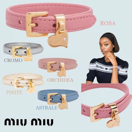 Leather Elegant Style Bracelets