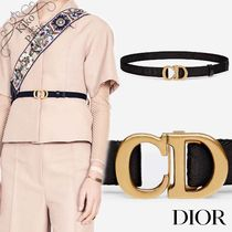 Christian Dior Nylon Belts