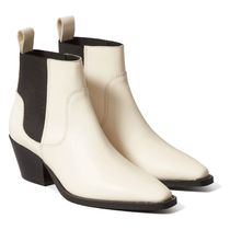 Everlane Casual Style Suede Plain Leather Boots Boots