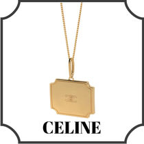 CELINE Triomphe Unisex Party Style Home Party Ideas Special Edition Brass