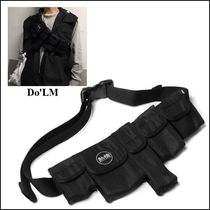 Do'LM Unisex Street Style Shoulder Bags