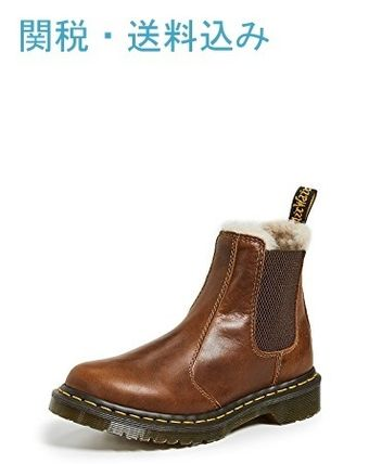 Dr Martens LEONORE 2019,20AW Casual Style Street Style Boots Boots
