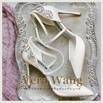 Vera Wang With Jewels Shoes