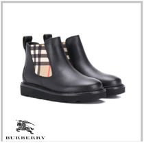 Burberry Petit Street Style Kids Girl Boots