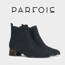 PARFOIS Casual Style Other Animal Patterns Boots Boots