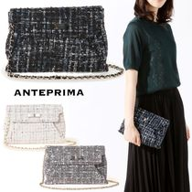 ANTEPRIMA 2WAY Chain Elegant Style Shoulder Bags