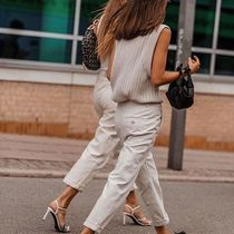 The Row Street Style Plain Elegant Style Handbags