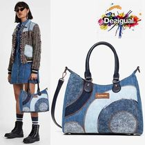 Desigual Blended Fabrics 2WAY Handbags