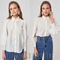 Cameo the Label Puffed Sleeves Long Sleeves Medium Shirts & Blouses
