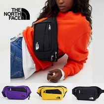 THE NORTH FACE Unisex Street Style Crossbody Logo Shoulder Bags