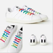 Stella McCartney Street Style Plain PVC Clothing Sneakers