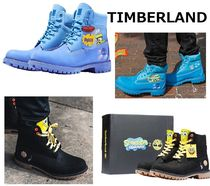 Timberland Tropical Patterns Collaboration Engineer Boots