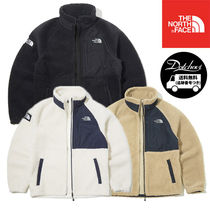 THE NORTH FACE Street Style Bi-color Plain Jackets
