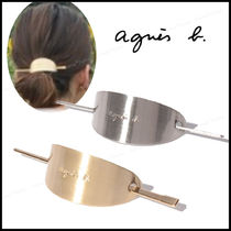 Agnes b Party Style Elegant Style Hair Accessories