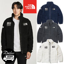 THE NORTH FACE Unisex Street Style Plain Jackets