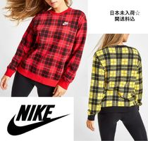 Nike Gingham Tartan Other Check Patterns T-Shirts