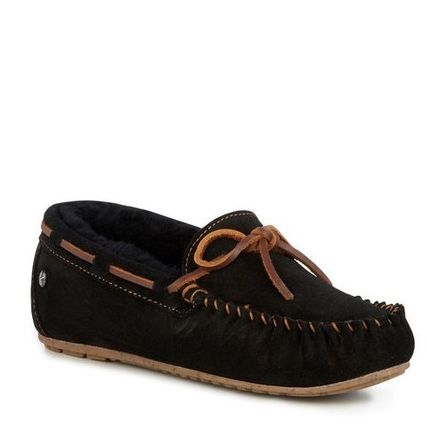 Moccasin Casual Style Suede Plain Loafer & Moccasin Shoes