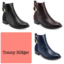 Tommy Hilfiger Round Toe Casual Style Office Style Ankle & Booties Boots