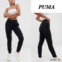 PUMA Casual Style Sweat Street Style Long Sweatpants