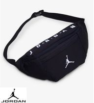 Nike AIR JORDAN Unisex Street Style 2WAY Hip Packs