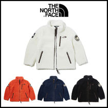 THE NORTH FACE Unisex Petit Street Style Khaki Kids Girl Outerwear