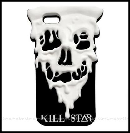Skull Silicon Smart Phone Cases