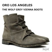 ORO LOS ANGELES Street Style Boots