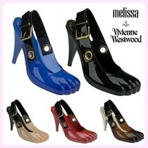 Vivienne Westwood Casual Style Collaboration Other Animal Patterns Pin Heels
