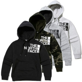 THE NORTH FACE Hoodies Long Sleeves Logo Outdoor Hoodies