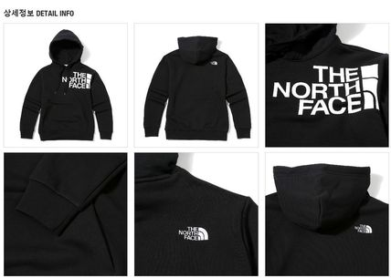 THE NORTH FACE Hoodies Long Sleeves Logo Outdoor Hoodies 4