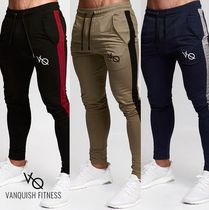 VANQUISH FITNESS Tapered Pants Sweat Street Style Tapered Pants