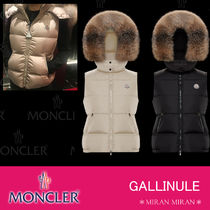 MONCLER GALLINULE Short Casual Style Plain Cropped