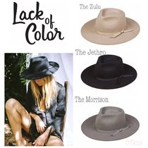 lack of color Unisex Felt Hats Keychains & Bag Charms