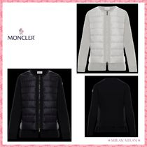 MONCLER Short Plain Cropped