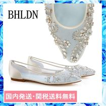 BHLDN Handmade With Jewels Shoes