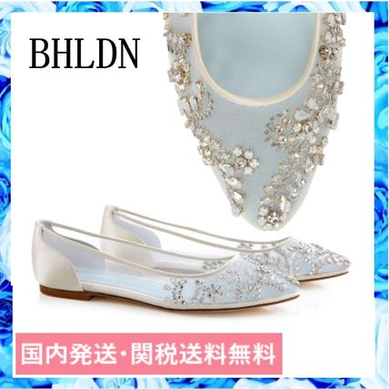 Handmade With Jewels Shoes