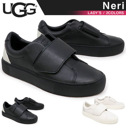 UGG Australia Plain Low-Top Sneakers