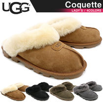 UGG Australia COQUETTE Casual Style Slippers Sandals