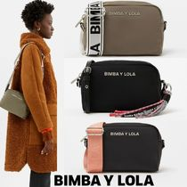 bimba & lola Casual Style Plain Shoulder Bags