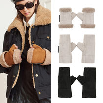 13MONTH Unisex Street Style Plain Touchscreen Gloves