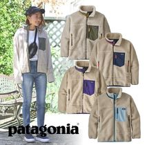 Patagonia Retro X Petit Kids Girl Outerwear
