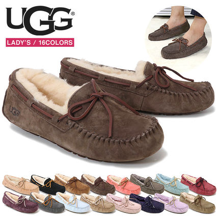 Moccasin Fur Loafer & Moccasin Shoes