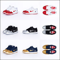 Nike DUNK Unisex Street Style Collaboration Sneakers
