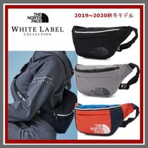THE NORTH FACE WHITE LABEL Unisex Street Style Plain Bags