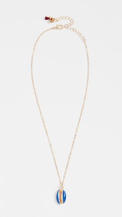 Casual Style Tassel Chain 18K Gold Necklaces & Pendants