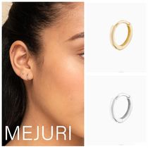 MEJURI Casual Style Unisex Party Style Office Style 14K Gold