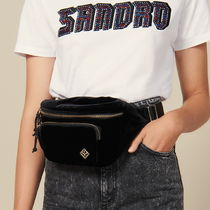 sandro Casual Style 2WAY Party Style Office Style Elegant Style
